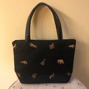 Vintage St. John's Bay purse
